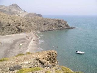 Cabo de Gata plage