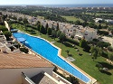 view pool and golf