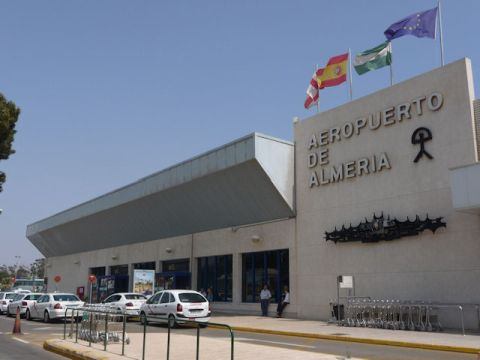 airport Almeria LEI