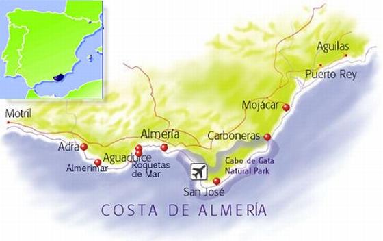 Almeria tourisme