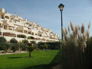 jardin residencial