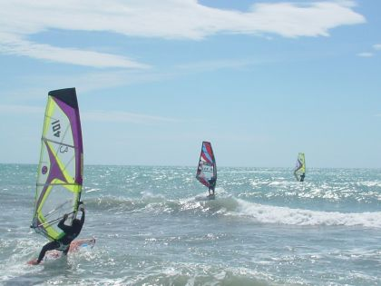 Windsurf in Almerimar